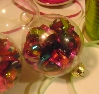 Three More Filled Glass Ornaments | - Gracious Rain: Making The