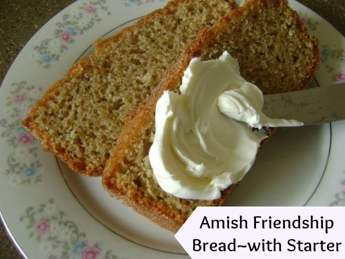 Amish-Bread