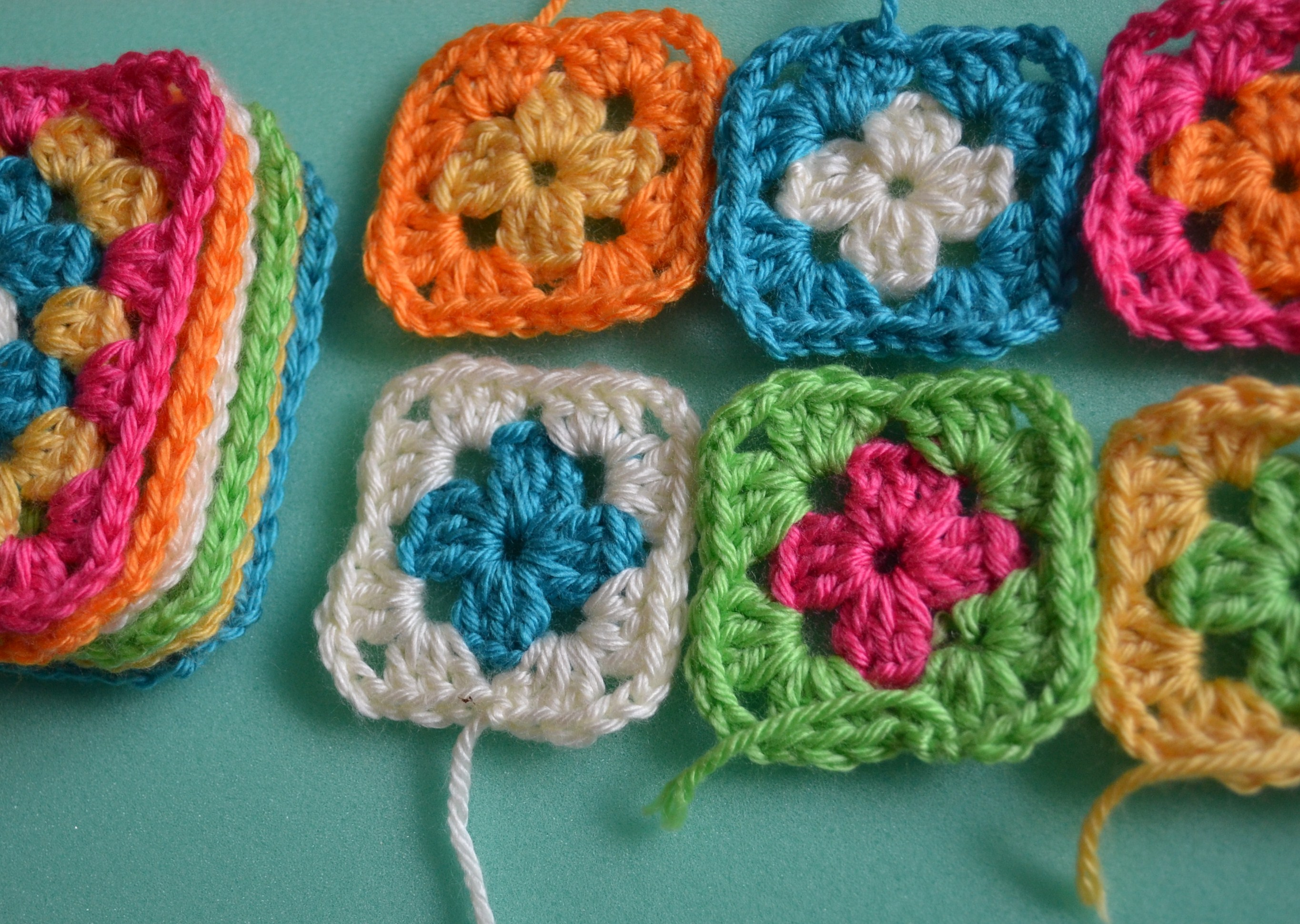 Granny square baby cubes if youve ever made a granny square you know its easy to become bankloansurffo Image collections